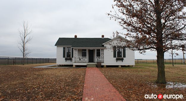 Childhood Home of Johnny Cash, Arkansas - Deep South