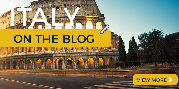 Italy on the Blog