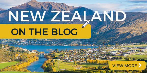 New Zealand on the Blog