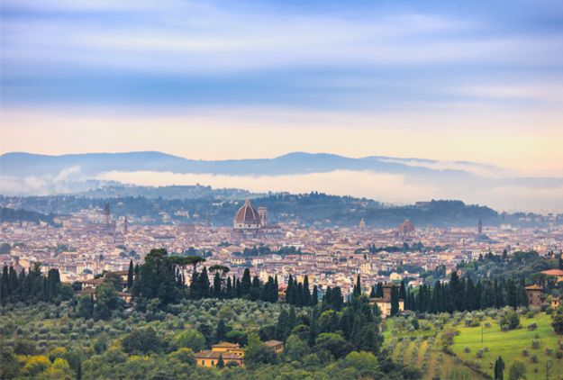 Get Arty in Florence - Summer School