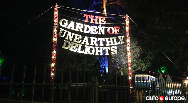 The Gardens of Unearthly Delights - Adelaide Fringe Festival
