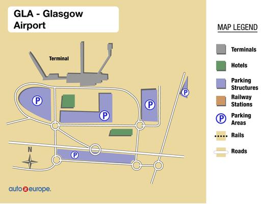 Hotels Near Glasgow International Airport