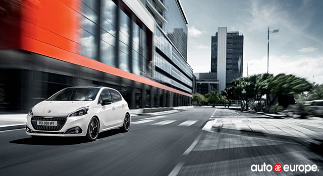 Would a Peugeot Lease Take Your Fancy?   Auto Europe