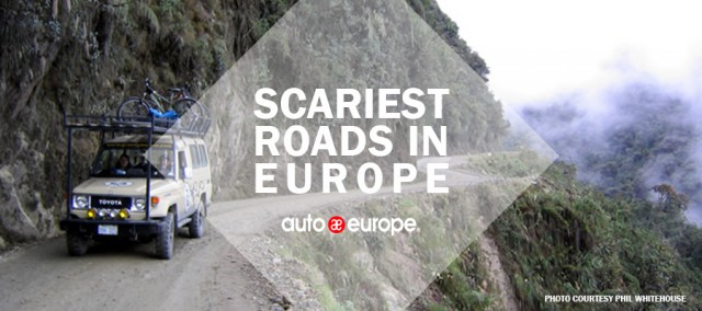 The Scariest Roads in Europe - Most Read Blogs 2014