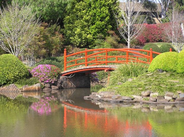 Japanese Garden in Toowoomba, Queensland Sunshine State Road Trip