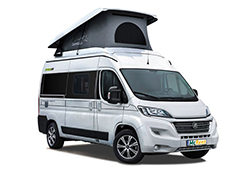 Motorhome Rental in Leknes
